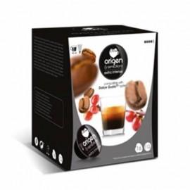 Café Origen 16 Capsulas (compatible Dolce Gusto) Extra Inte