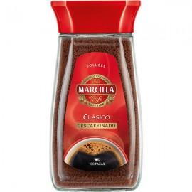 Café Soluble Marcilla Clasico Descafeinado 200 Grs
