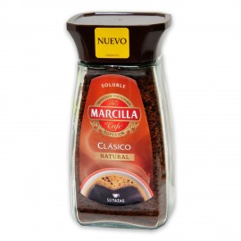 Instant coffee Marcilla Clasico Natural 200 Grs