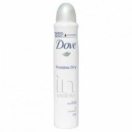 Desodorante Dove Spray Invisible 200 Ml