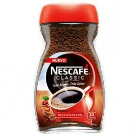 Café Soluble NesCafé Descafeinado 100 Grs
