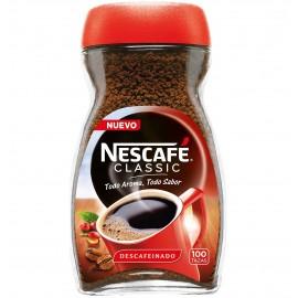 Instant coffee Nescafé decaffeinated 50 Grs