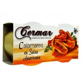 Calamares Cermar Salsa Americana Ro-85 Grs Pk-3