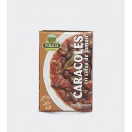 Caracoles Polgri Sauce Ham 390 Grs
