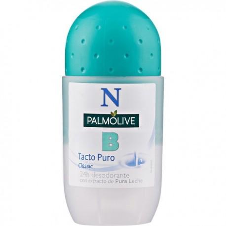 Desodorante N-B Rollon Tacto Puro 50 Ml