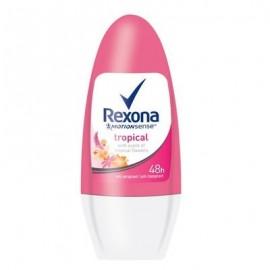 Rexona Rollon Tropical Deodorant 50 Ml