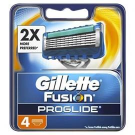 Cargador Gillette Fusion Proglide 3 Unidades