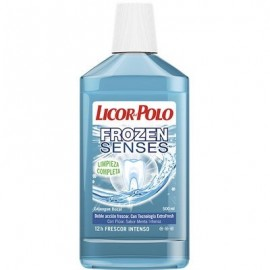 Licor del Polo Frozen Sense Mouthwash 500 Ml