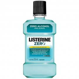 Listerine Zero Mouthwash 500 Ml
