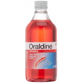 Oraldine Mouthwash 400 Ml