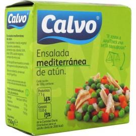 Salad Calvo Mediterranea Ro-160 Grs