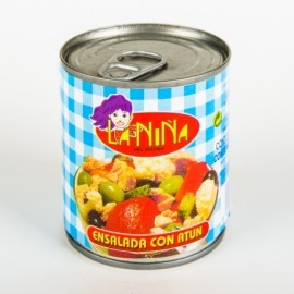 Salad Nina Del Segura Tuna Guarnicion