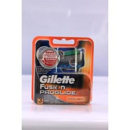 Cargador Gillette Fusion Proglide Power 3 Unidades