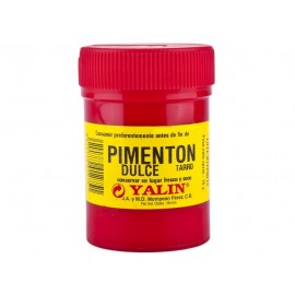 Spices Yalin Smooth Paprika 75 Grs
