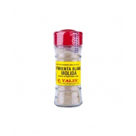 Spices Yalin white peper ground