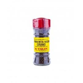 Especias Yalin Pimienta Grano Negra Tarro