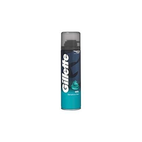 Gillette Clasic Sensitive Shaving foam