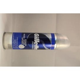 Gillette Sr Sensible Shaving foam 250 Ml