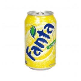 Fanta Limon 33 Cl pack 8