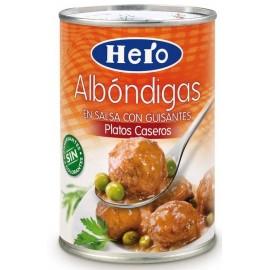 Albondigas Hero 430 Grs