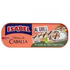Filete Caballa Isabel Ro-125 115 Grs