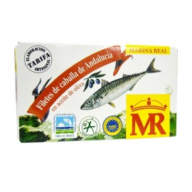 Filete Caballa Mr Oliva 180 Grs