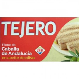 Filetes Caballa Tejero 180 Grs
