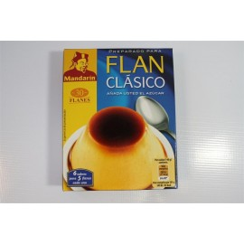 Flan Chino 6 units