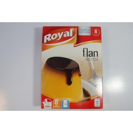 Flan Royal Double 8 portions 186 Grs
