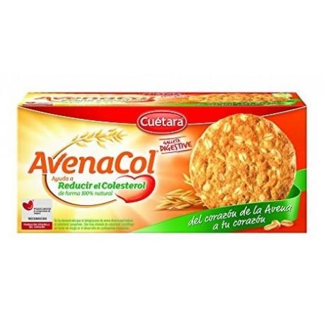 Biscuits Cuetara Avenacol Digestive 300 Grs