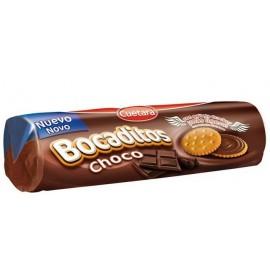 Biscuits Cuetara Bocaditos Chocolate 150 Grs