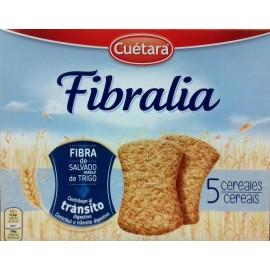 Galletas Cuetara Fibralia 5 Cereales 500 Grs