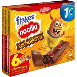 Biscuits Cuetara Flakes Cacho-barra 90 Gr