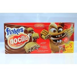 Galletas Cuetara Flakes Nocilla 105 Grs