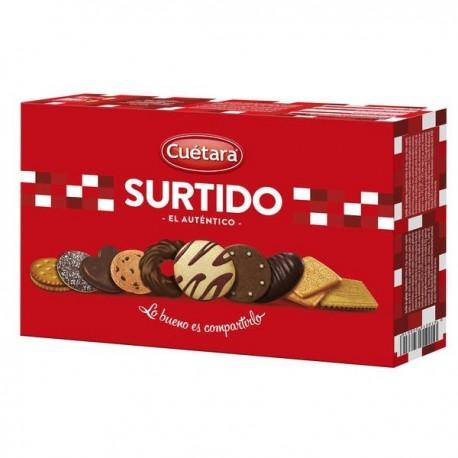 Biscuits Cuetara Surtido 210 Grs