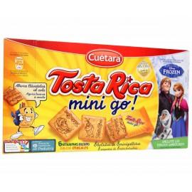 Galletas Cuetara Tosta Rica Mini Go 240 Grs