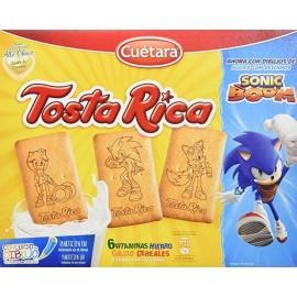 Galletas Cuetara Tosta-rica 860 Grs