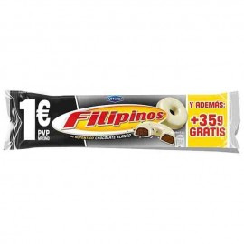 Biscuits Filipinos Chocolate White 135 Grs