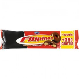 Biscuits Filipinos Chocolate Black 135 Grs