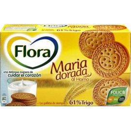 Biscuits Flora Dorada 200 Grs