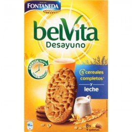 Biscuits Fontaneda Belvita Milk 400 Grs