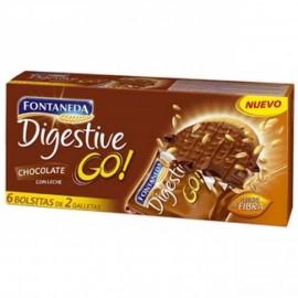 Biscuits Fontaneda Digestive Choco-Milk 300 Grs