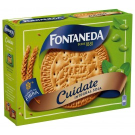 Biscuits Fontaneda Maria whole wheat soy 700 Grs