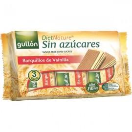 Galletas Gullon Barquillo Sin azucar Diet Nature 210 Grs