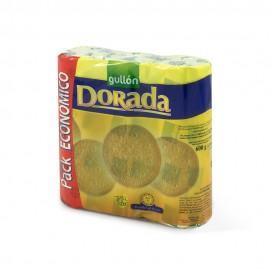 Biscuits Gullon Dorada Pk-3 600 Grs