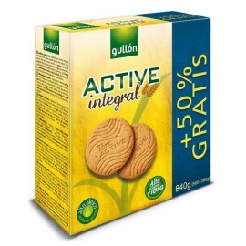 Biscuits Gullon whole wheat 600 Grs