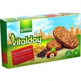 Biscuits Gullon Vitalday stuffed Chocolate