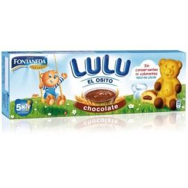 Galletas Osito Lulu Bizcocho Choco 150 Gr