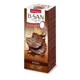 Galletas Virginias Sin azucar B-San Choco Leche