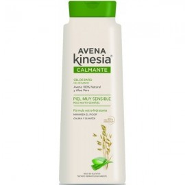 Gel Avena Kinesia Aloe 600 Ml